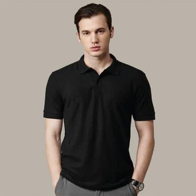 G73800 Gildan Easy Care Adult Double Pique Polo Tee