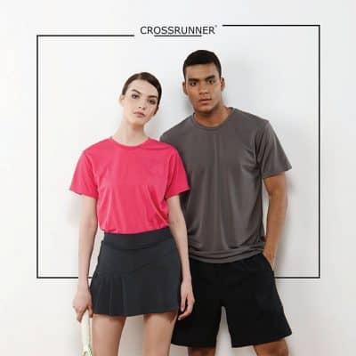 CRR3600 Crossrunner Performance Dry Pique T-Shirt