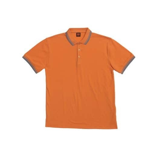 HONEY COMB POLO TEE