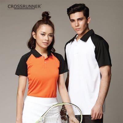 CRP2100 Crossrunner Infinite Dry Pique Polo Tee
