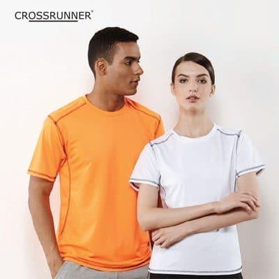 CRR1200 Crossrunner Velocity Dry Pique T-Shirt