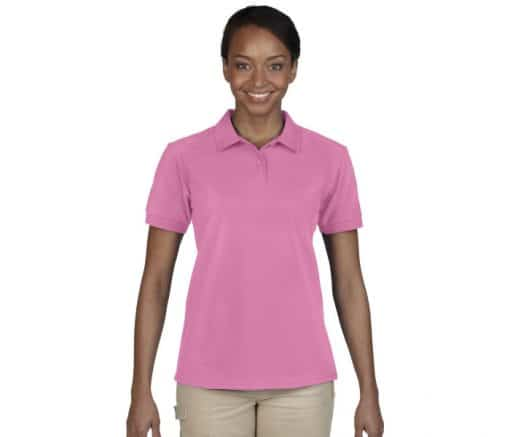 Gildan Easy Care Blended Female Polo Tee