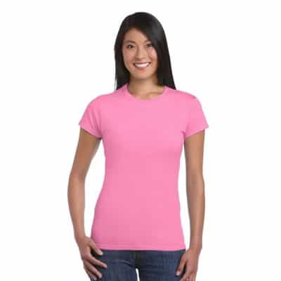 G76000L Gildan Premium Cotton Ladies T-Shirt