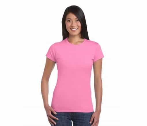 G76000L Gildan Premium Cotton Ladies T-Shirt