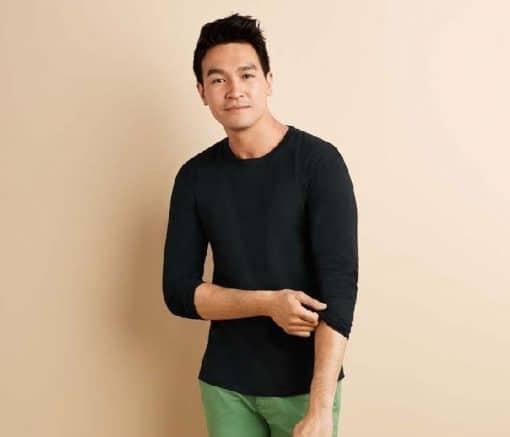 76400 Gildan Premium Cotton Long Sleeve T-Shirt