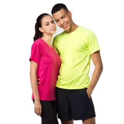 Crossrunner Performance Dry Pique T-Shirt