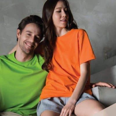SuperB Cotton Round Neck T-Shirt