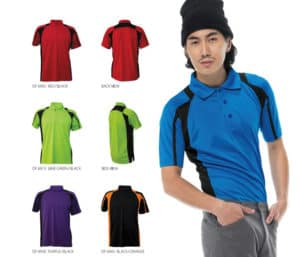 DF69 QUICK DRY POLO TEE