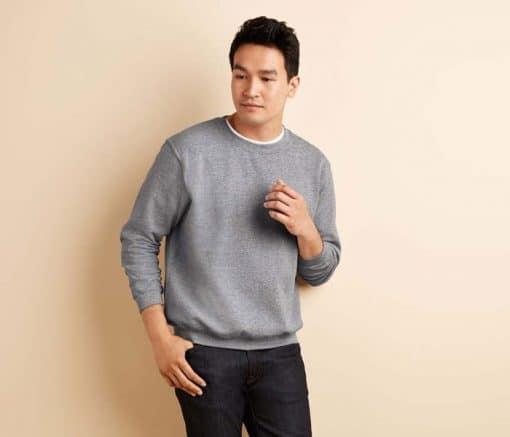 G88000 Gildan Adult Crewneck Sweatshirt