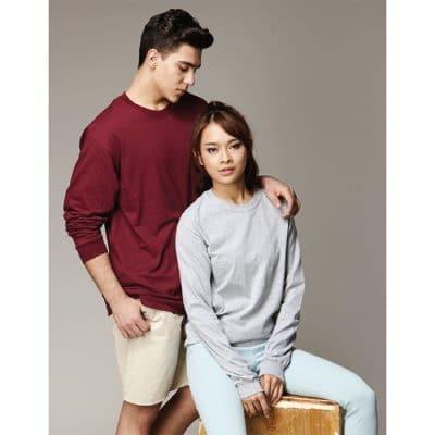 G2400 Gildan Ultra Cotton Adult Long Sleeve T-Shirt