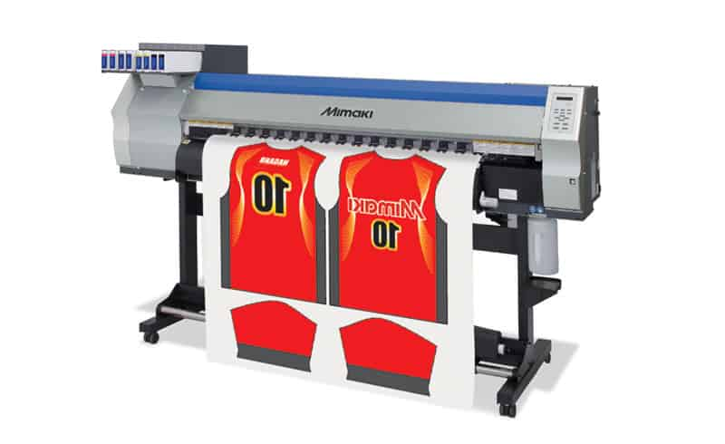 Sublimation T-Shirts Printing