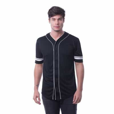 Men's Baseball Jersey Shirt