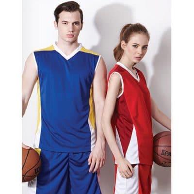 CRB1100 Crossrunner Vanguard Basketball Jersey Suit