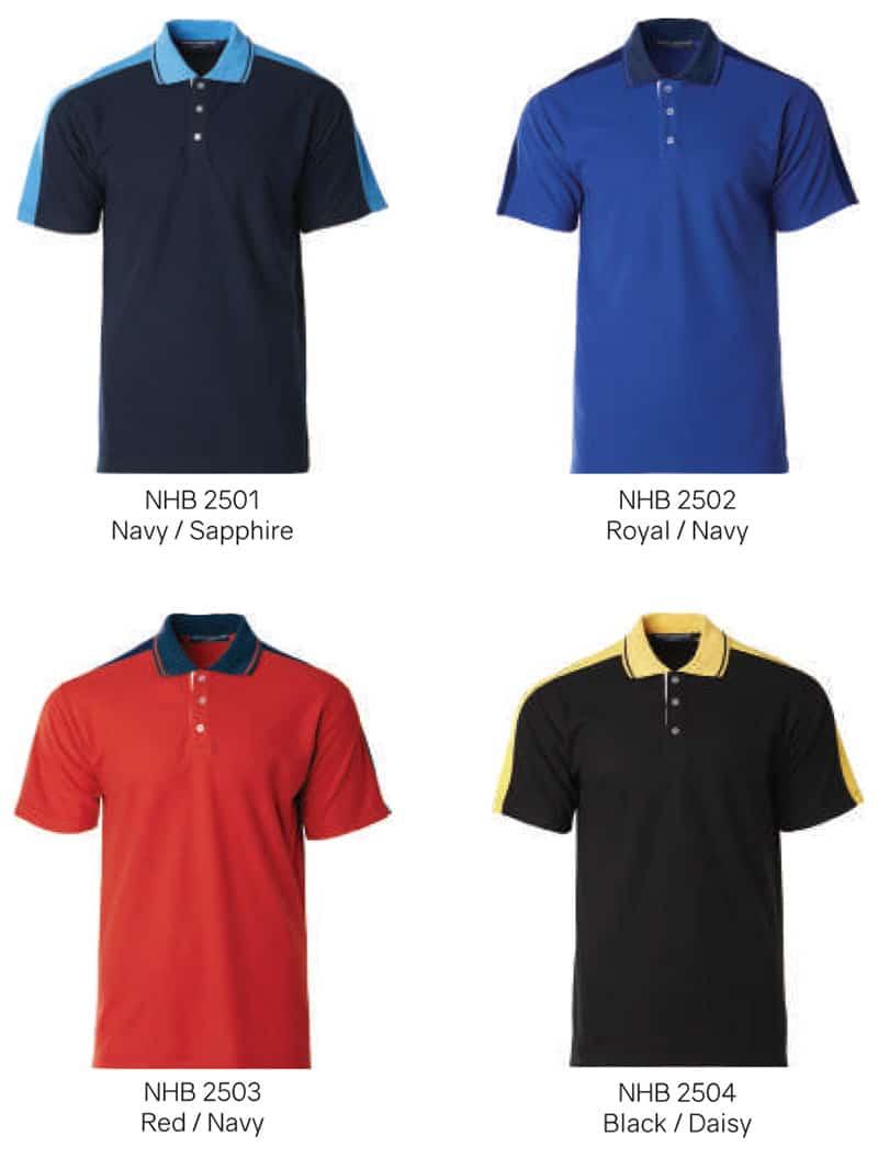 NHB2500 Color Chart