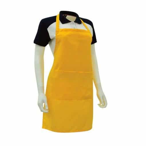 EAF001-Full-Body-Apron-Yellow