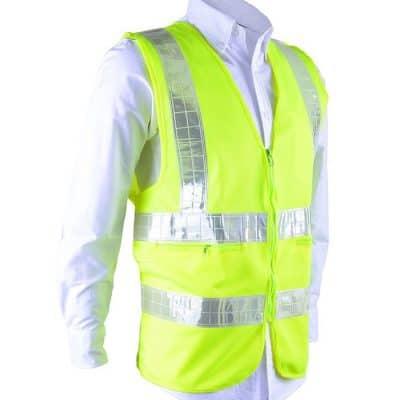 SV 03 Fluorescent Yellow Pocket
